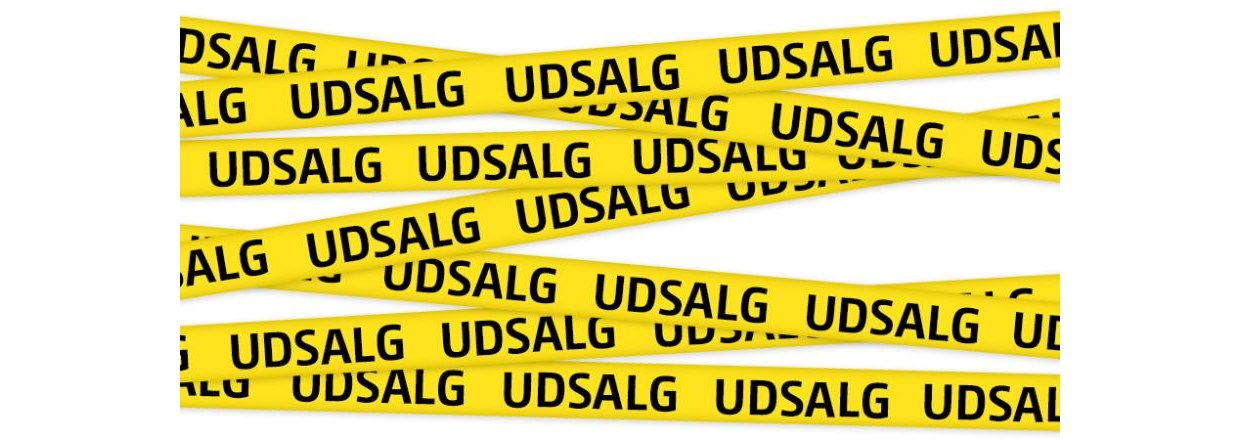 <strong>UDSALG</strong>
