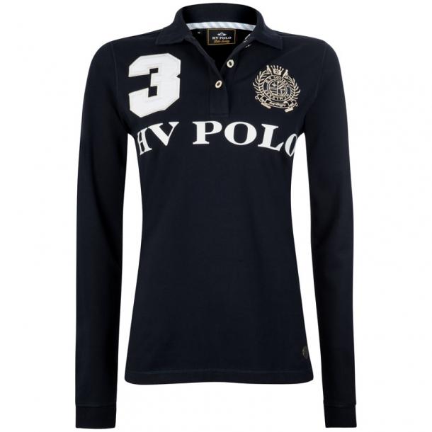 HV Polo Shirt LS Favouritas Eques