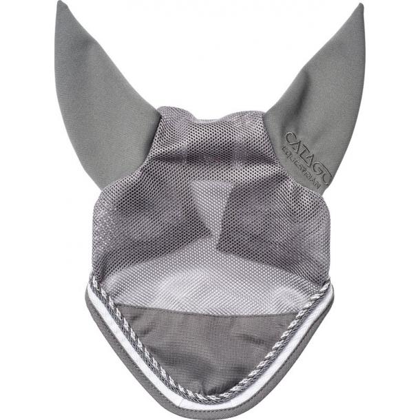 Catago ørehætte Diamond grå/hvid