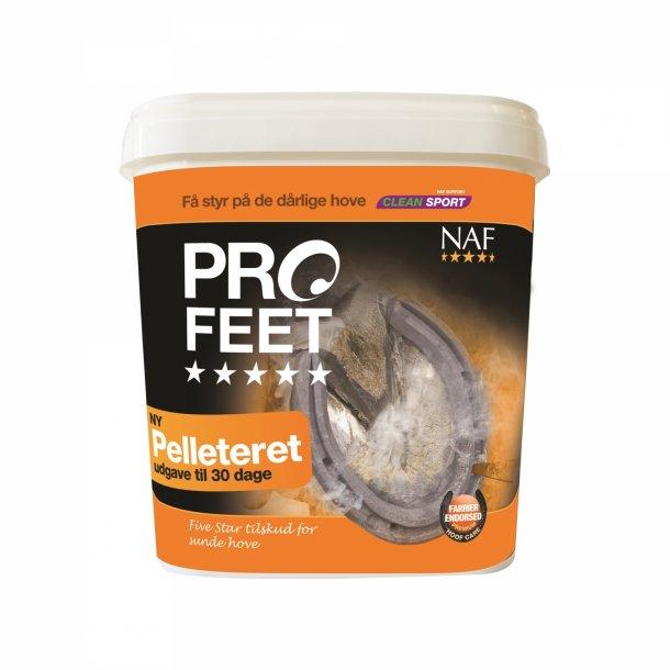 NAF Profeet Pellets 3 kg.