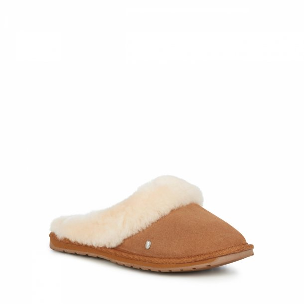 Emu Jolie slippers Chestnut