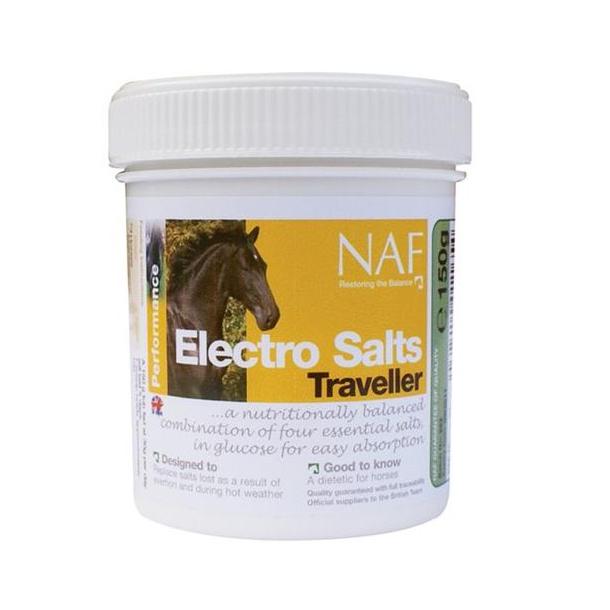 NAF Electro Salts Traveller